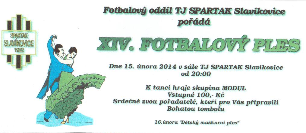 Fotbalový ples14