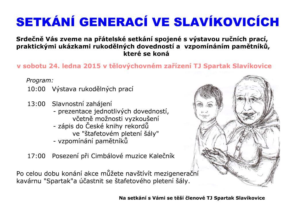 Generace plakát